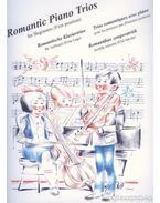 Romantikus zongoratriók kezdők számára (Első fekvés)