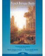 Francia barokk duettek 2 altfurulyára - Bali János