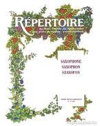 Répertoire zeneiskolásoknak - Szaxofon Szóló