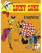 Lucky Luke 4. - A nagyherceg