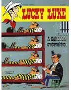 Lucky Luke 5. - A Daltonok gyógyulása