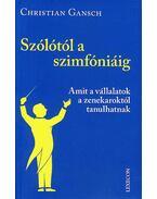 SZÓLÓTÓL A SZIMFÓNIÁIG - AMIT A VÁLLALATOK A ZENEKAROKTÓL TANULHATNAK