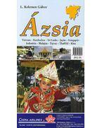 ÁZSIA - VIETNAM-KAMBODZSA-SRI LANKA-JAPÁN-SZINGAPÚR-INDONÉZIA-MALAJZIA-...