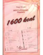 1600 kcal