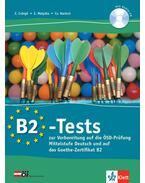 B2-TESTS - CD-VEL -