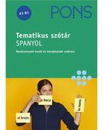 PONS TEMATIKUS SZÓTÁR - SPANYOL