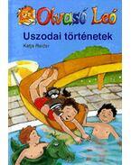 USZODAI TÖRTÉNETEK - OLVASÓ LEÓ -