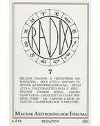 Magyar Asztrológusok Fóruma 7. (2001; 6. évf.)
