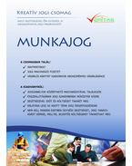MUNKAJOG - VERITAS JOGCSOMAG
