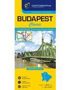 Budapest Classic térkép