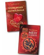 Akciós csomag 4 -  Szerelmesek asztrológiája - Mély forrás