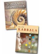 Akciós csomag 6. - Szakrális geometria - Az élő Kabbala