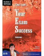 Your Exam Success Workbook - Középszint A2-B1 CD melléklettel