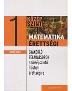 MATEMATIKA ÉRETTSÉGI 1. - GYAKORLÓ FELADATSOROK A KÖZÉPSZINTŰ íRÁSBELI ÉRET
