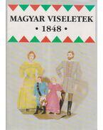 Magyar viseletek 1848