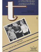 Az 1944-1946-os évek alternatívái Magyarországon