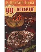 Barbecue ételek