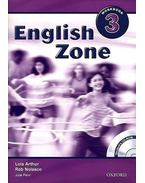 ENGLISH ZONE 3. WB + CD-ROM