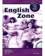 ENGLISH ZONE 3. WB + CD-ROM