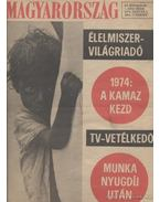 Magyarország 1974. XI. évfolyam (teljes)