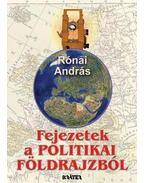 FEJEZETEK A POLITIKAI FÖLDRAJZBÓL
