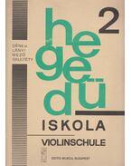 Hegedűiskola 2. - Violinschule
