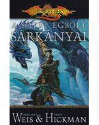 A sötét égbolt sárkányai - Margaret Weis,  Tracy Hickman