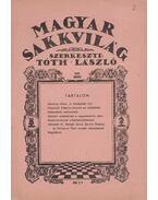 Magyar sakkvilág 1946. május