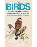 The Birds of Britain and Europe