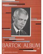 Bartók album III.
