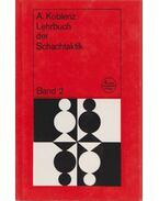 Lehrbuch der Schachtaktik 2.