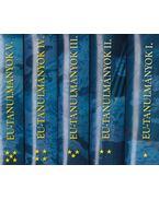 EU-tanulmányok I-V.