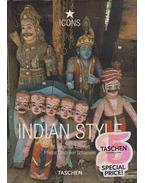 Indian style - Landscapes, houses, interiors, details
