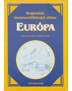 Regionális természetföldrajzi atlasz - Európa