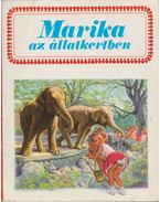 Marika az állatkertben
