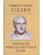 Philippicák Marcus Antonius ellen