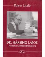 Dr. Hársing Lajos