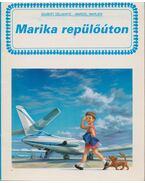 Marika a repülőúton