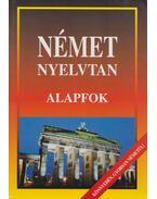 Német nyelvtan - Alapfok