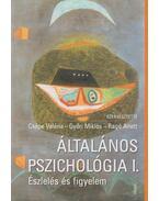 Általános pszichológia I.