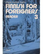 Finnish for Foreigners 3.
