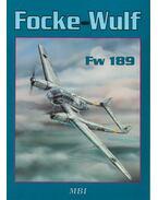 Focke-Wulf Fw 189 - Pavel Kucera, Bernád Dénes, Stefan Androvic