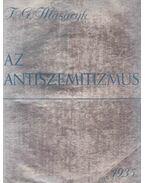 Az antiszemitizmus