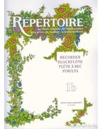 Répertoire zeneiskolásoknak - furulya 1b