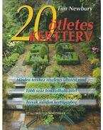 20 ötletes kertterv