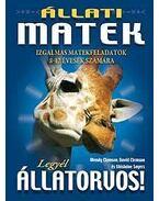 ÁLLATI MATEK - IZGALMAS MATEKFELADATOK 8-12 ÉVESEK SZÁMÁRA - PUHA BORÍTÓS
