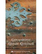 Kapcsos könyv Kárpáti Kamilnak