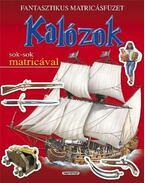 KALÓZOK SOK-SOK MATRICÁVAL - FANTASZTIKUS MATRICÁSFÜZET -