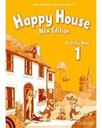 HAPPY HOUSE 1. ACTIVITY BOOK +MULTIROM - NEW EDITION