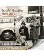 MÁLNA UTCA 3. - HANGOSKÖNYV CD